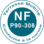 Norme NF Rolling Deck